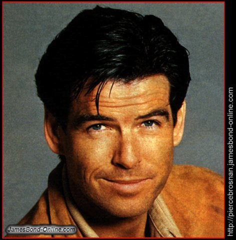 Remington Steele: Pierce Brosnan Picture Gallery #